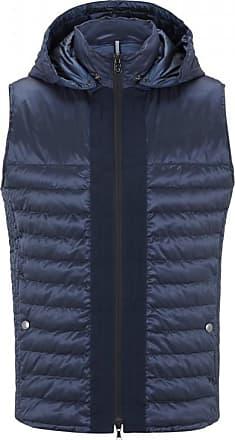 Bogner Wilton Quilted waistcoat for Men - Navy blue