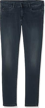 Pepe Jeans London Womens Pixie Jeans, Blue Denim Dark Used, 26W / 30L