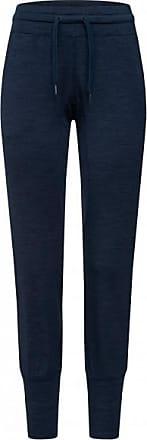 SuperNatural Womens Essential Cuffed Pant Pantaloni da allenamento Donna | nero