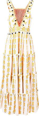 Dodo Bar Or Vestido Alicia - Amarelo