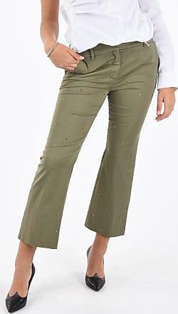 True Royal Pantaloni Chino SANDY con Applicazioni Gioiello taglia 44