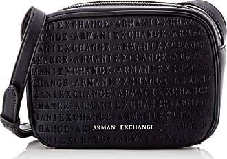 5796ab24f5 Armani Small Crossbody Bag - Borse a tracolla Donna, Blu (Navy), 13x7x18