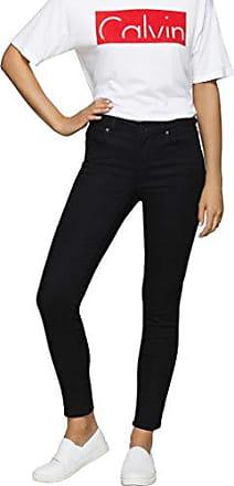 1b8cfc347bd0c Calvin Klein Womens Legging Denim Jeans, Black, 25