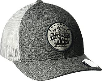 248777c5c848ab Columbia Mens Mesh Ball Cap, Grill Heather, PNW Patch, S/M