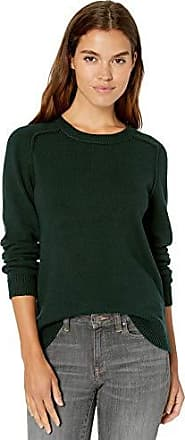 Marchio Daily Ritual Wool Blend Honeycomb Crewneck Sweater Donna