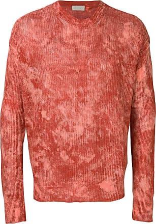 Paura Suéter tie dye - Laranja