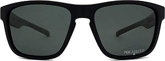 HB Óculos de Sol Hb H-bomb 90112001a0 / 55 Preto Fosco Polarizado