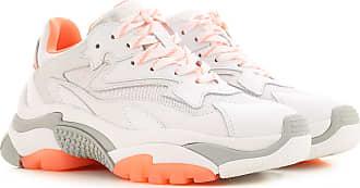 Ash Sneaker für Damen, Tennisschuh, Turnschuh Günstig im Sale, Weiss, Leder, 2019, 36 37 38 39 40