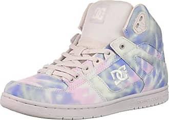64ca10ba13 DC Womens Pure HIGH-TOP TX SE Skate Shoe