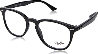 c6f921fd8f Ray-Ban Adults 0RX 7159 2000 50 Optical Frames Black