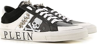 Philipp Plein Sneaker Uomo On Sale, Nero, pelle, 2019, 40 41 42 44