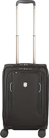 Victorinox by Swiss Army Werks Traveler 6.0 Softside Frequent Flyer Carry-On Preta - Homem - Preto - Único BR