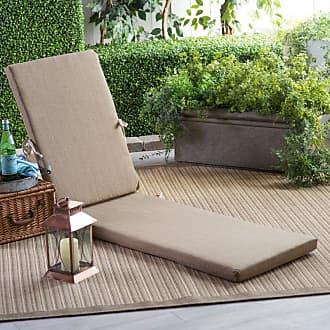 POLYWOOD Sunbrella 78 x 20.5 in. Chaise Lounge Cushion Sunbrella Forest Green - XPWF0014-5446