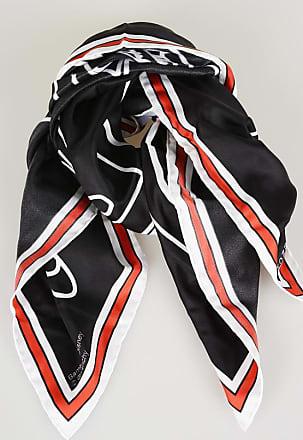 Givenchy 90x90 Silk Printed Foulard size Unica