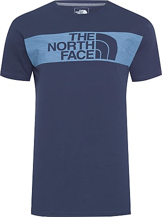 The North Face T- SHIRT MASCULINA CLEAN AND CLASSIC TEE - AZUL