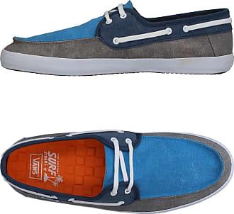 Chaussures Vans Sneakers Suede Flannel Slip On 59 Femme Vert