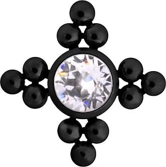 Wildcat Swarovski Diamond Attachment for Internally Threaded