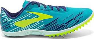 Brooks Mach 18 Womens Running Spikes - 10 Blue