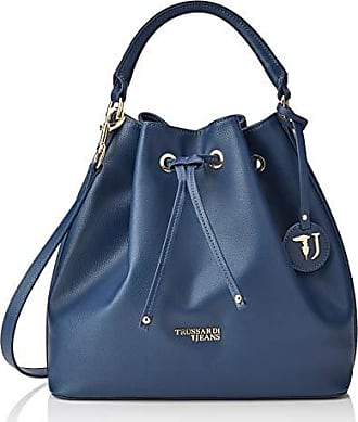 Trussardi T-easy Light Bucket Borsa a secchiello Donna 43f7bdea2df