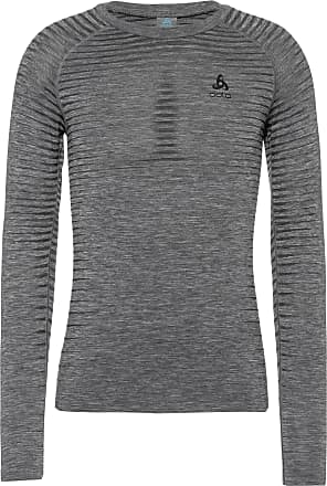 Odlo NIKKO LIGHT Poloshirt Herren Laufshirt Polo Shirt grau-lime-schwarz