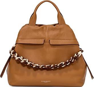 Gianni Chiarini large size duna shoulder bag color brown