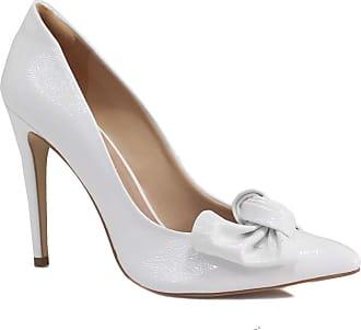 fec73a0ef Cecconello Sapato Feminino Cecconello Scarpin Salto Alto Laço