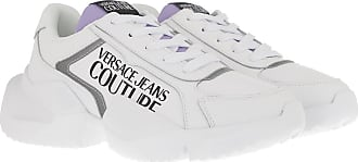 Versace Jeans Couture Sneakers - Linea Fondo Uranus Sneaker White - white - Sneakers for ladies