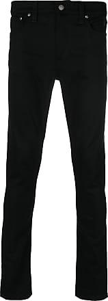 Nudie Jeans Calça jeans slim - Preto