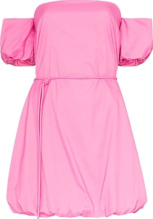 Staud Vestido mini Ash - Rosa