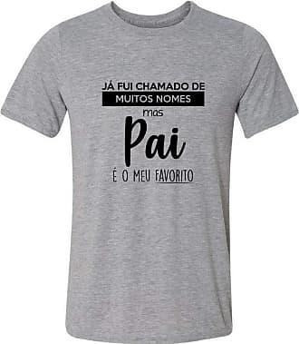 Generico Camiseta Já Fui Chamado De Muitos Nomes Pai É Meu Favorito