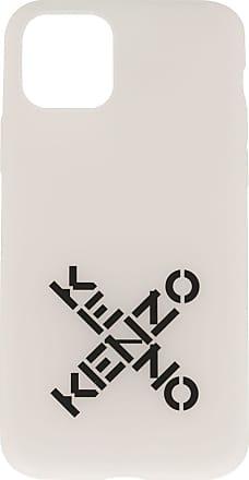 Kenzo logo print iPhone 11 Pro case - Neutro