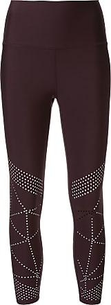 Nimble Activewear Calça legging Studio to Street - Marrom