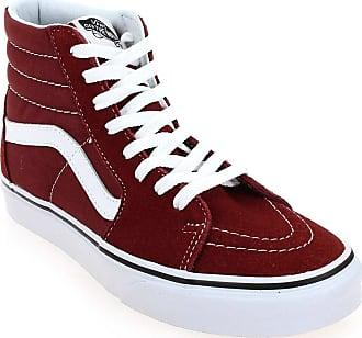 Chaussures Vans® Femmes en Rouge   Stylight 425e3df1004