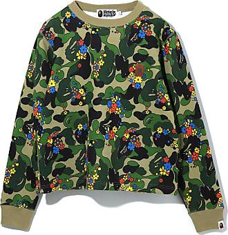A Bathing Ape ABC Flower sweatshirt