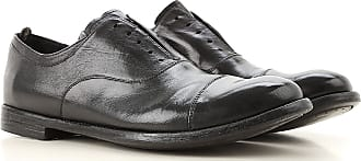 Officine Creative Lace Up Shoes for Men Oxfords, Derbies and Brogues On Sale, Black, Leather, 2017, 10 10.5 6.5 7.5 8