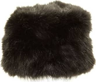 Hawkins Quality Ladies Black Pill Box Faux Fur HAT 57CM Small/Medium Fast Post 1st Class