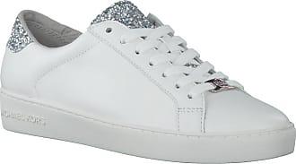 9fb49bd9c28b4 Michael Kors Weiße Michael Kors Sneaker IRVING LACE UP