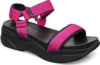 Vagabond Lori Shoes Summer Shoes Flat Sandals Rosa VAGABOND
