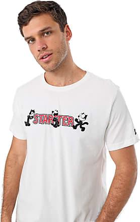 Starter Camiseta Starter Gato Felix Off-White