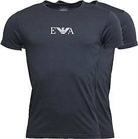Emporio Armani two pack crew neck short sleeve t-shirts