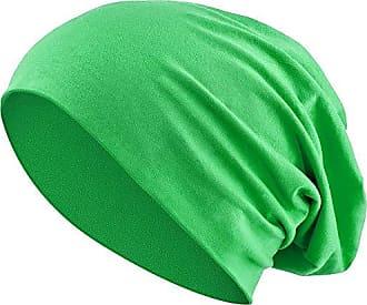 Jersey Beanie Mütze mit Glitzer Long Damen Herren Kinder mit Strass Stern NEU