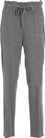 Deha Womens Pantalone Jaquard Pantaloni tempo libero Donna | grigio