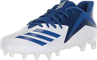separation shoes 35743 85498 adidas Mens Freak X Carbon Mid Football Shoe, WhiteCollegiate  RoyalCollegiate Royal