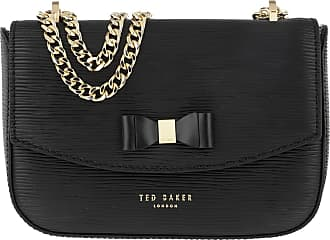 Ted Baker Cross Body Bags - Daissy Shoulder Bag Black - black - Cross Body Bags for ladies