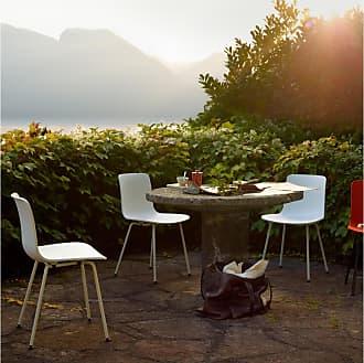 Vitra HAL Chair White & Ivory