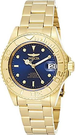Invicta Invicta Mens Pro Diver 26997 Gold Stainless-Steel Japanese Automatic Diving Watch