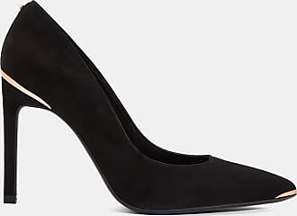 Ted Baker Suede Courts in Black MELNIS, Womens Accessories