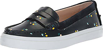 37c6b6133c2 Cole Haan Womens Pinch Weekender LX Penny Loafer Navy Ink DOT Floral 9.5 B  US