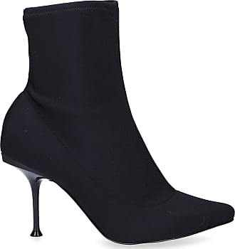 Sergio Rossi Ankle Boots A81762 lambskin black