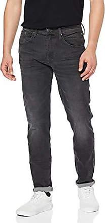 Blend Uomo Jeans TWISTER Pantaloni Middle Grey Denim Slim Fit Nuovo 20701794